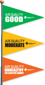 Clean Air Flag Program